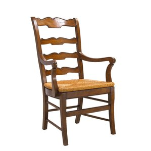 Provence Solid Wood Dining Chair by French Heritage