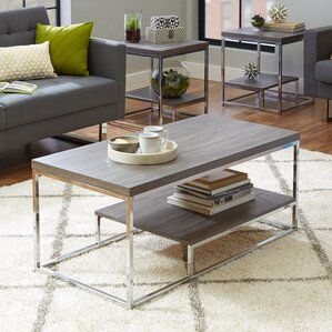 Living Room Tables coffee table sets you'll love | wayfair
