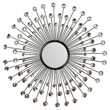 Sunburst Wall Mirror modern sunburst mirrors | allmodern