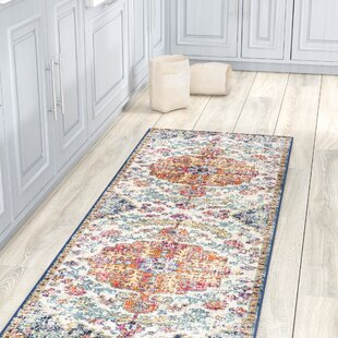 c58dba9ecb8 Hillsby Orange Beige Area Rug. by Mistana