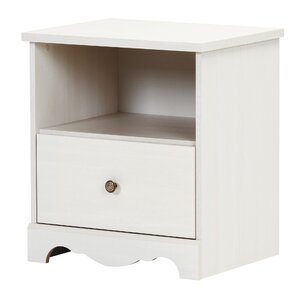 Caravell 1 Drawer Nightstand by South Shore