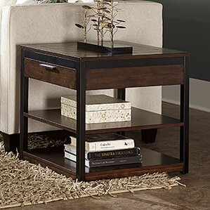 Huntsberry End Table by Br..