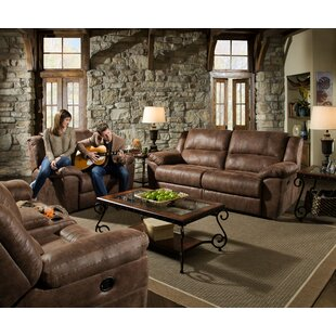 Umberger Reclining Configurable Living Room Set