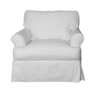Twill T Cushion Armchair Slipcover Joss Main