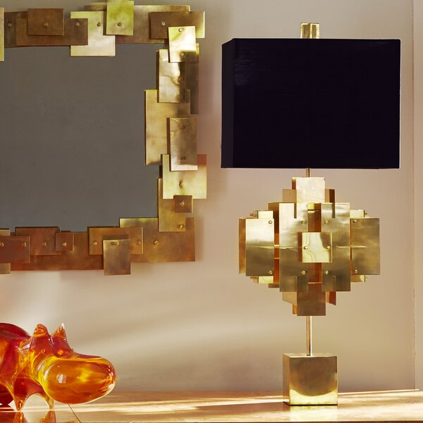 "Jonathan Adler Puzzle 37"" Table Lamp Wayfair"