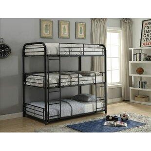 Eddy Triple Bunk Bed