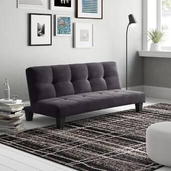 Zipcode Design Piper Convertible Sofa & Reviews   Wayfair