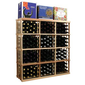 Vintner Series 180 Bottle Floor Wine Rack by Wine Cellar Innovations