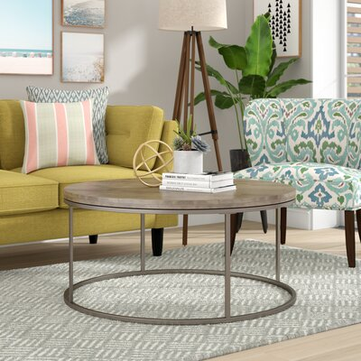 round coffee tables you 39 ll love wayfair. Black Bedroom Furniture Sets. Home Design Ideas
