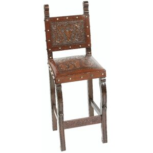 Colonial Bar Stool by New World Trading