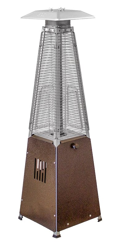 Propane Patio Heater Reviews Heaters Default Name Mosaic Lowes