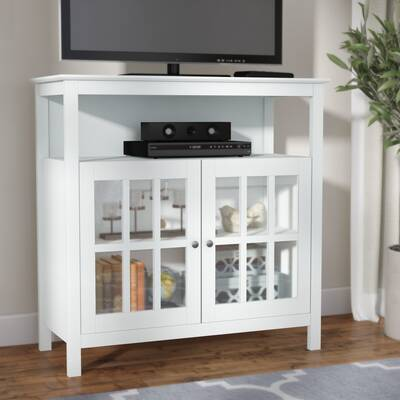 Wade Logan Gwen TV Stand for TVs up to 65
