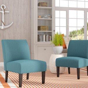 Veranda Slipper Chair (Set of 2)