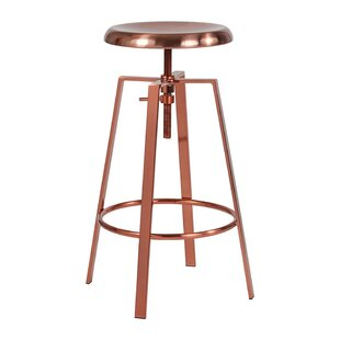 Lavonne Adjustable Height Swivel Bar Stool