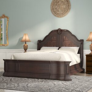 Baxendale Panel Bed