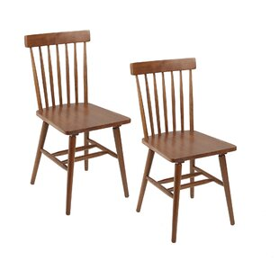 Alidade Mid-Century Modern Dining Chair (Set of 2)