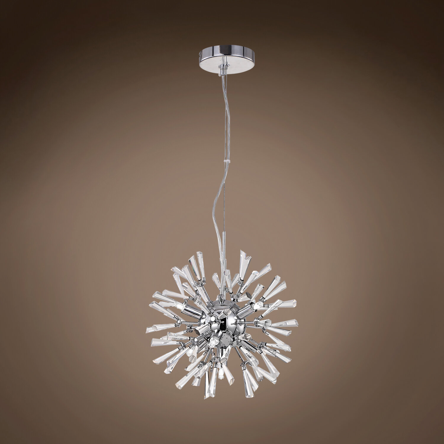 Alexa 7 Light Sputnik Chandelier