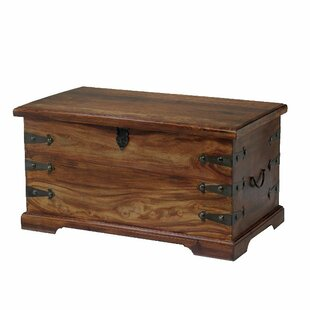 Nebo Wooden Coffee Table Trunk ...