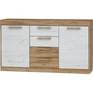 Columbia 4 Drawers Sideboard