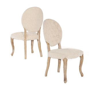 Aletha Upholstered Dining Chair (Set of 2)