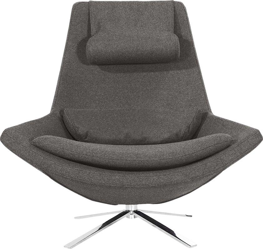 Exceptional Retropolitan Swivel Lounge Chair