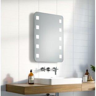 Superieur Quadro LED Illuminated Bathroom Mirror ...