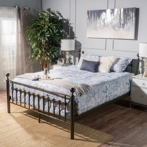 Keswick Platform Bed by Charlton Home