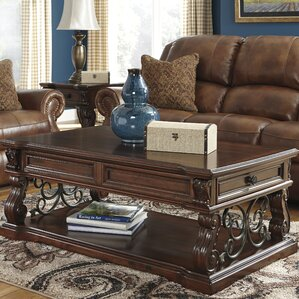 Binion Coffee Table with Lift Top by Astoria Grand