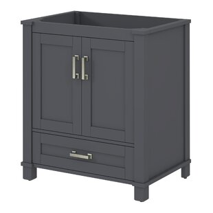 Freestanding Style 30 Single Sink Bathroom Vanity Base