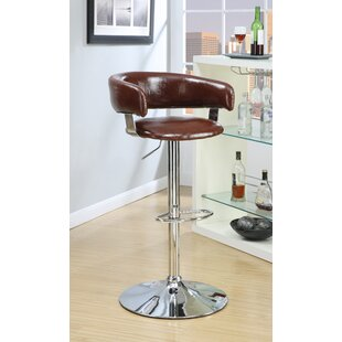 Klein Gas Lift Adjustable Height Swivel Bar Stool Reviews