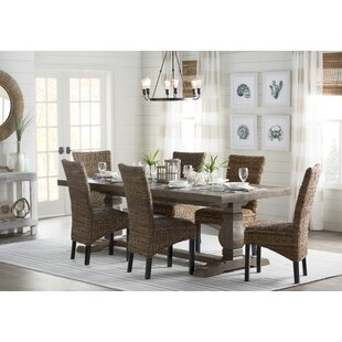 Wood dining tables Outdoor Gertrude Solid Wood Dining Table Birch Lane Farmhouse Dining Tables Birch Lane