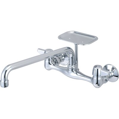 Wall Mounted Kitchen Faucet Youll Love Wayfairca