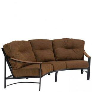 Top Crescent Shaped Outdoor Sofa | Wayfair OB09