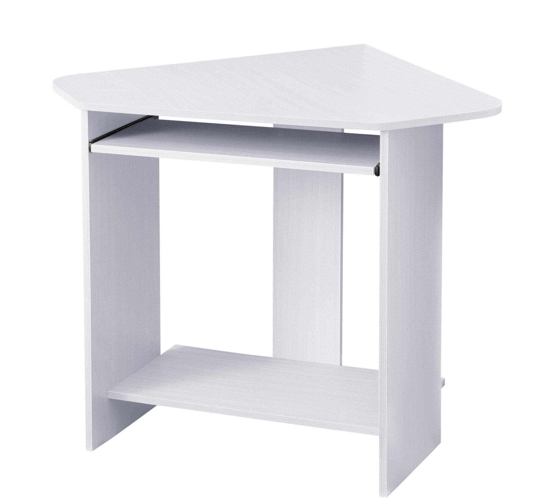 Superbe Computer White Corner Desks Youu0027ll Love In 2019 | Wayfair
