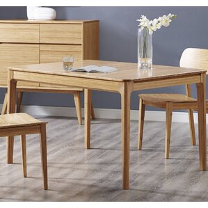 Mija Laurel Extendable Dining Table by Gr..