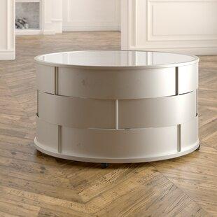Superb Cliburn Barrel Coffee Table