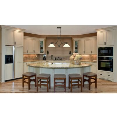 Dunmore 2 light kitchen island pendant