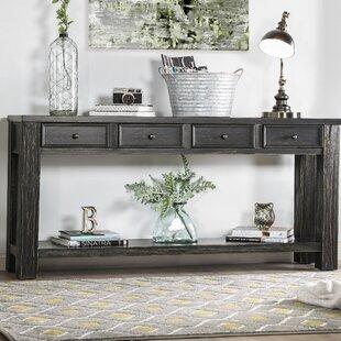 Wicker Sofa Table   Wayfair