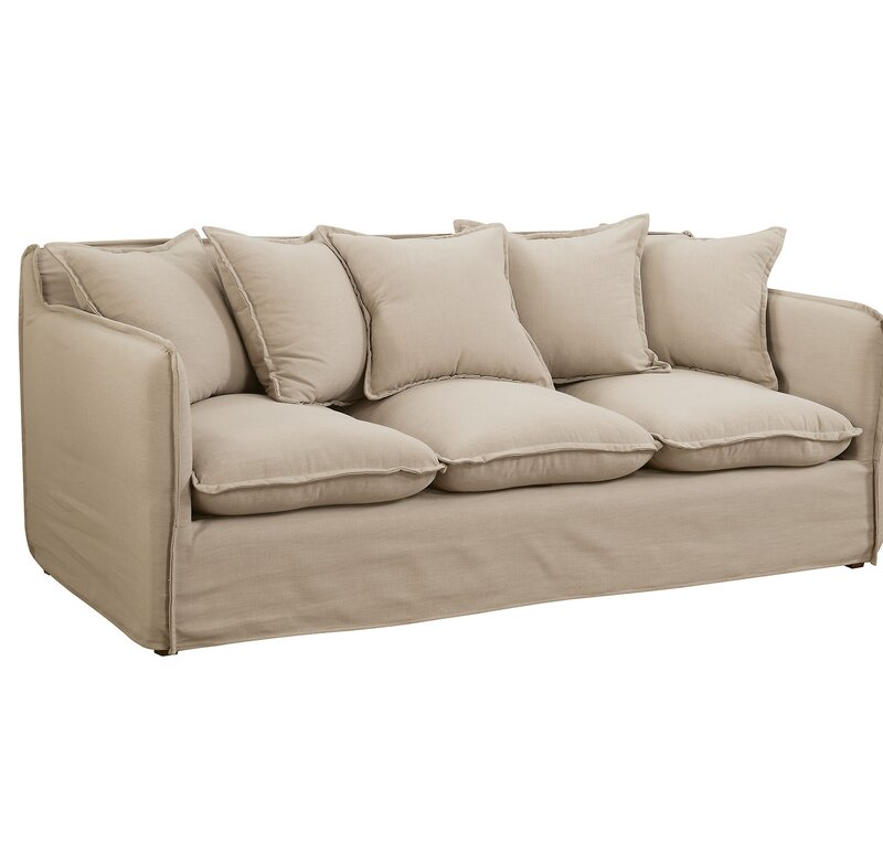 Clarimond Loose Back Pillows Sofa