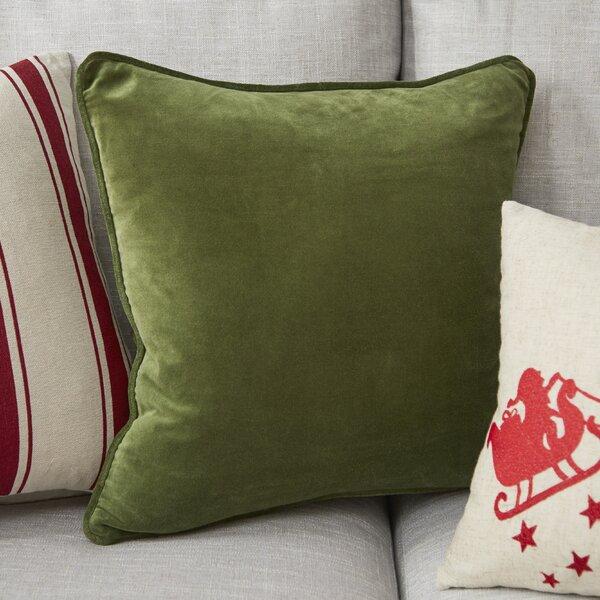 Navy Pillow Covers | Wayfair