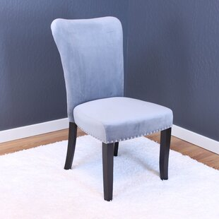 Kaat Velvet Dining Side Chair (Set of 2)