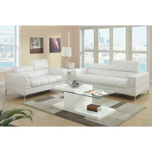 Alisa 2 Piece Living Room Set Part 57
