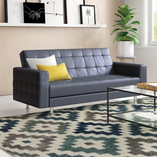 Superieur Black And White Checkered Sofa | Wayfair