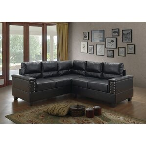 Grantfork Sectional by Darby Home Co