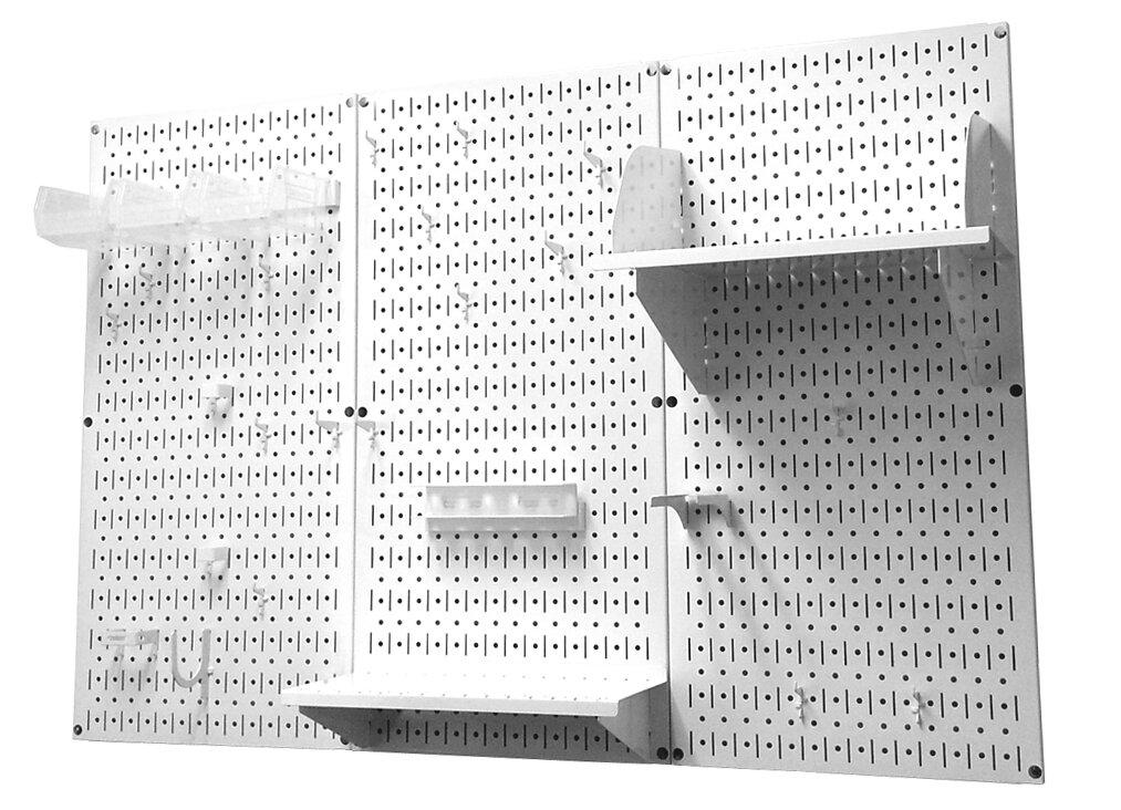 Pegboard Standard Tool Storage Kit