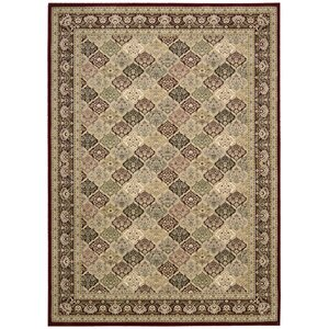 Antiquities Washington Green/Gray Area Rug