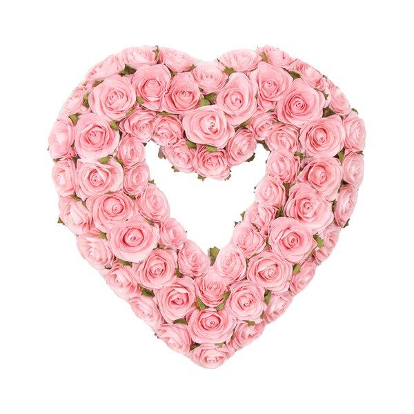Valentine\'s Day Wreaths You\'ll Love   Wayfair