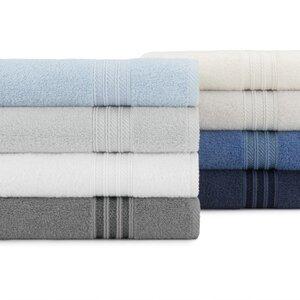 Luxury Soft Ring Spun 6 Piece Towel Set