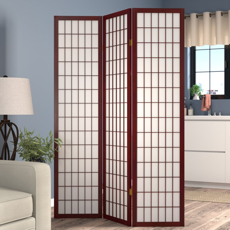 Red Barrel Studio DAulizio Shoji Room Divider Reviews Wayfair