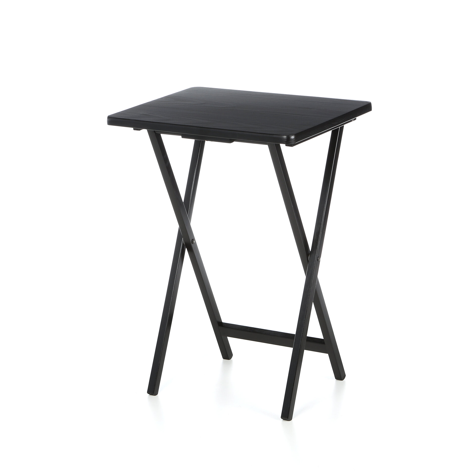 Genial Ledbury Folding TV Tray Table With Stand